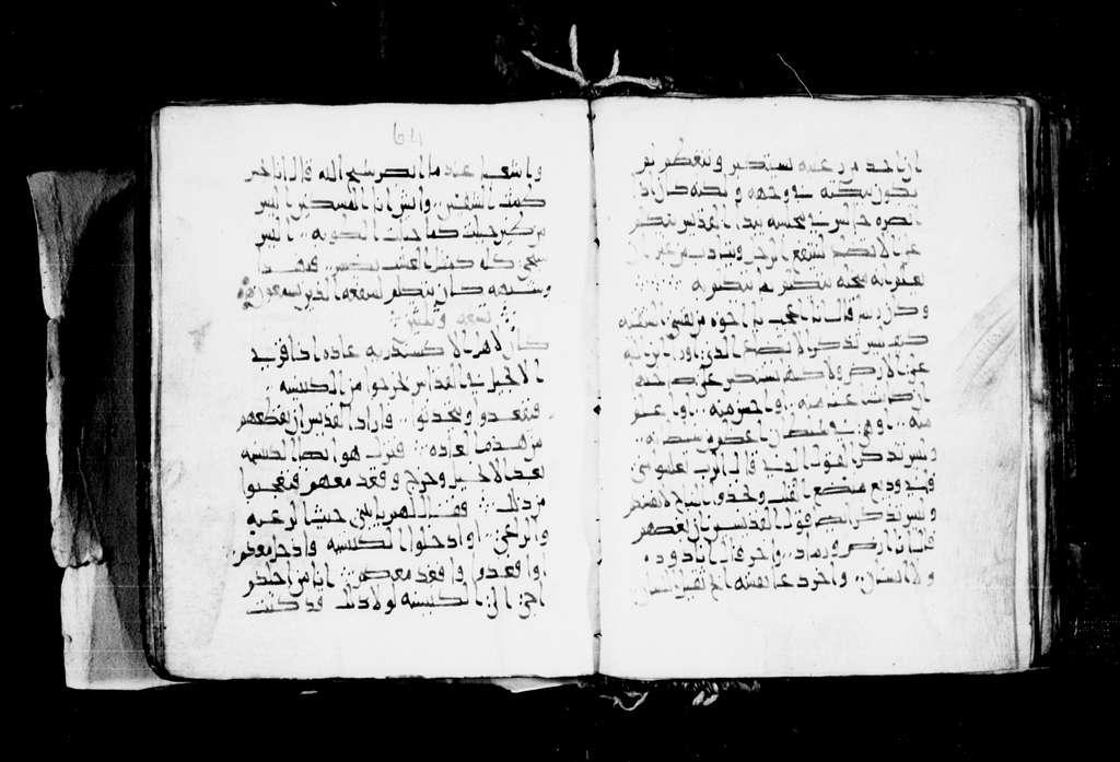 Arabic Manuscripts 428. Mimars