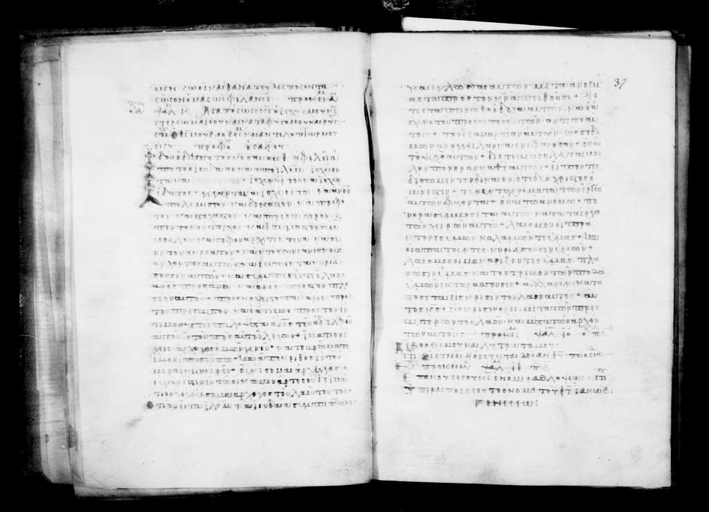 Hagios Stavros 48. Prophetologion.1202 A.D. 173 f. Pg. 22 ft