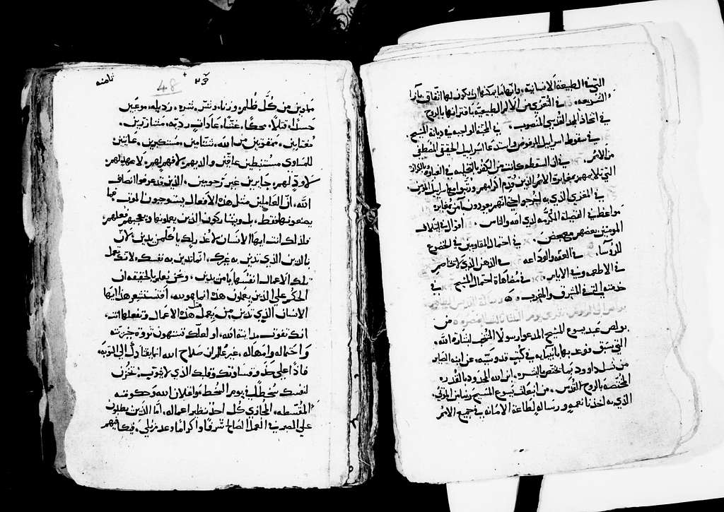 Arabic Manuscripts 156. Acts and Epistles