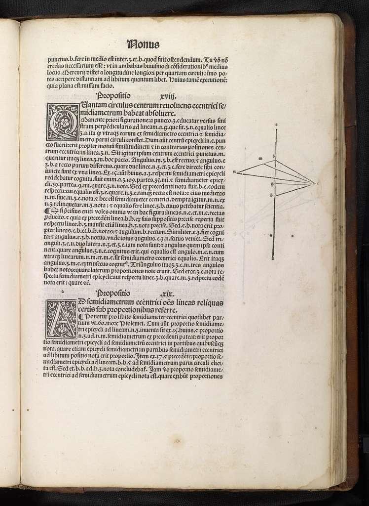 Epytoma Ioannis de Monte Regio in Almagestum Ptolomei