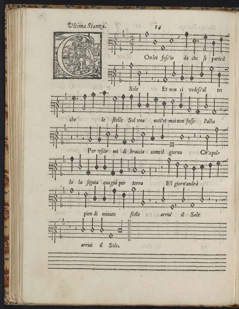 Madrigals, voices (6) book 1
