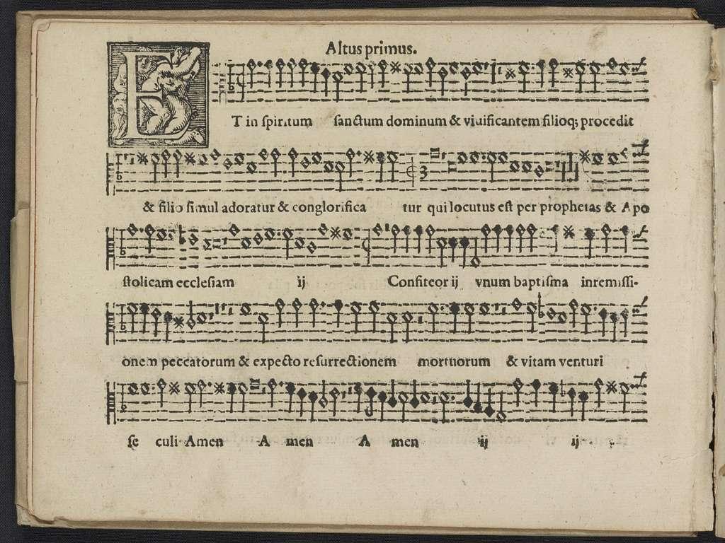 Missarum VII. & VIII. vocum, liber I. Selectiores qvædam missæ, pro ecclesia Dei non invtiles, nunc primùm in lucem datæ ac correctæ