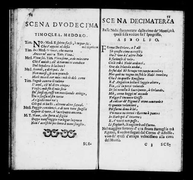 Angelica in India istoria favoleggiata con drama musicale