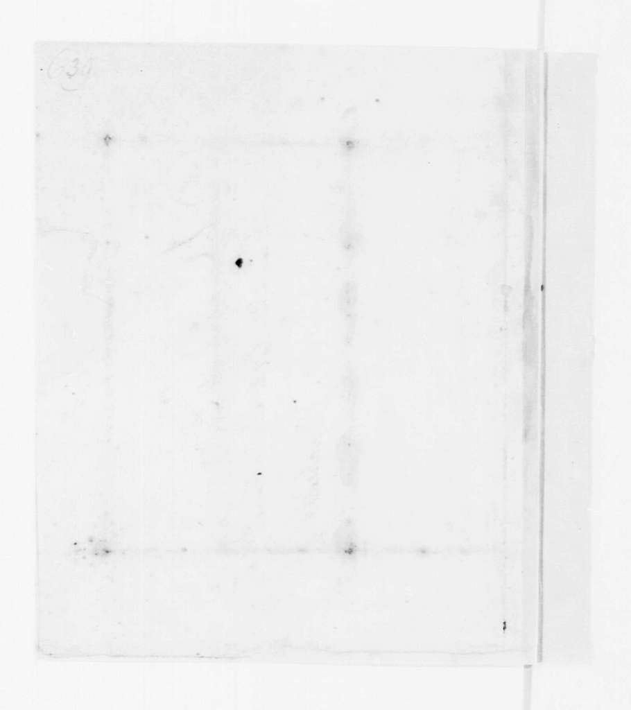 George Washington Papers, Series 4, General Correspondence: John Kirkpatrick to George Washington, August 14, 1756