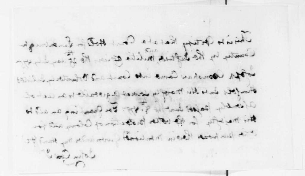 George Washington Papers, Series 4, General Correspondence: John Cox Jr. to Joseph Crenshaw, July 25, 1757, Enlistment Certificate