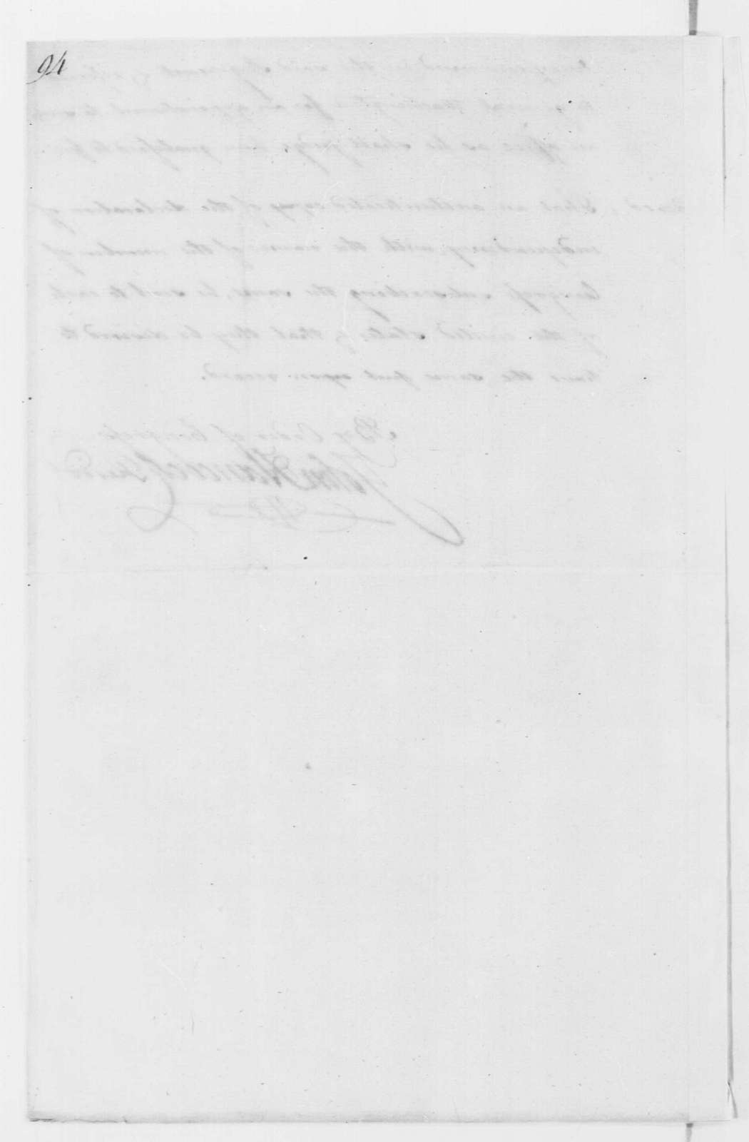 George Washington Papers, Series 4, General Correspondence: Continental Congress, January 16, 1777, Resolutions on American Prisoners