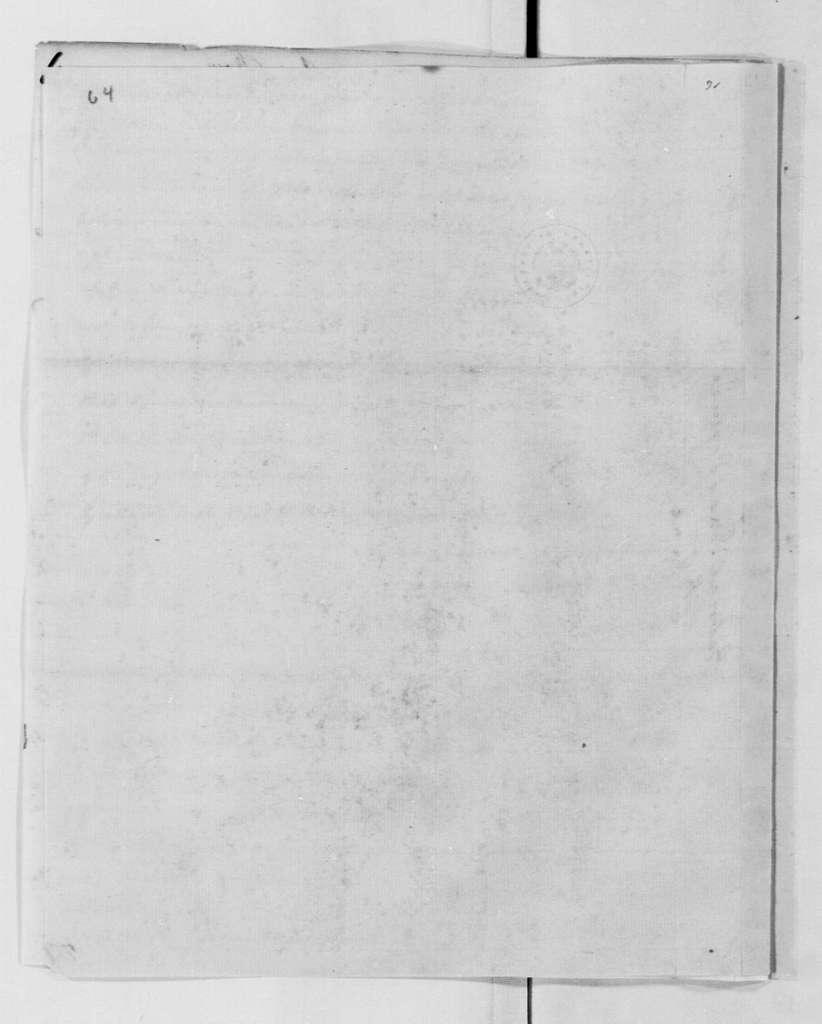 George Washington Papers, Series 4, General Correspondence: Gabriel Jones to George Washington, June 6, 1777