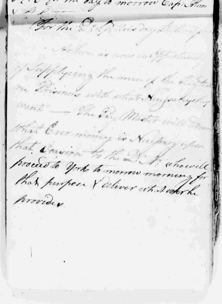 George Washington Papers, Series 6, Military Papers, 1755-1798, Subseries 6B, Captured British Orderly Books, 1777-1778: Captured British Army Orderly Book, April 20-August 28, 1777