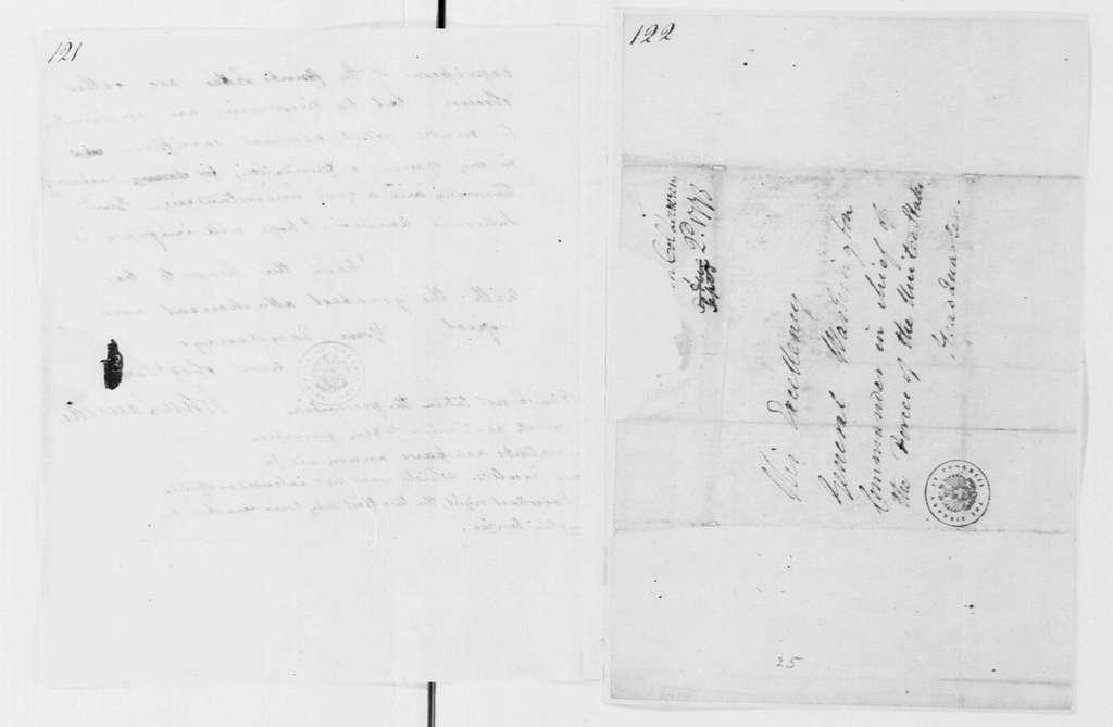 George Washington Papers, Series 4, General Correspondence: John Laurens to George Washington, September 2, 1778
