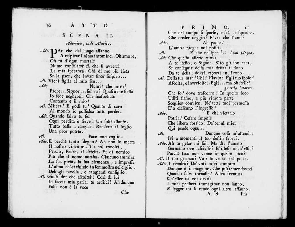 Bizzarie del bel sesso (ballo). 1787