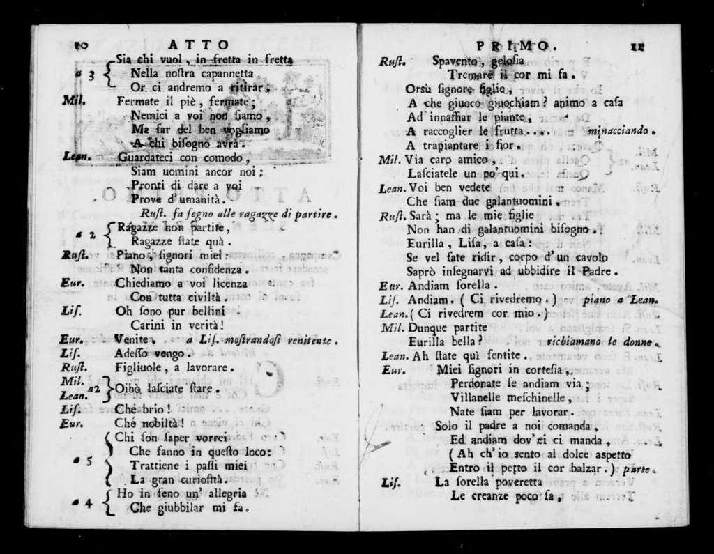 Fiera (ballo). 1790