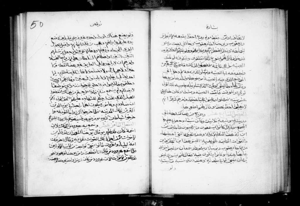 Arabic 207.Four Gospels. 1793 A.D. 156 f. Pa. 19 ft