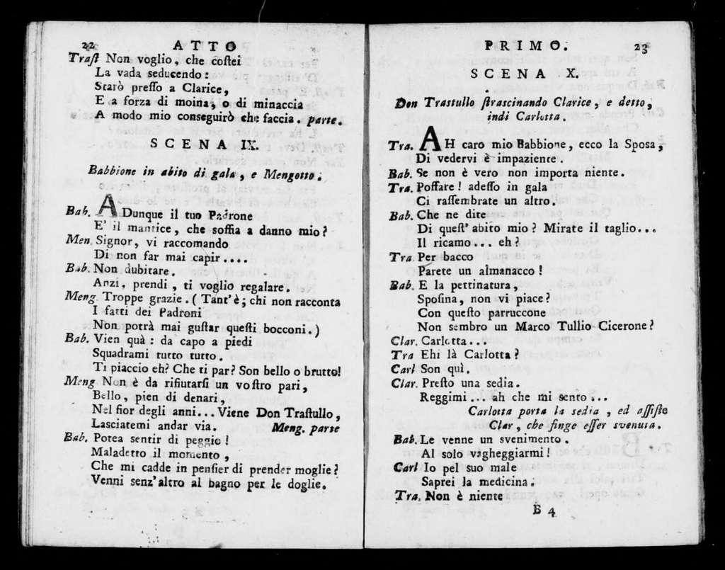 Amor vince tutto (ballo). 1798