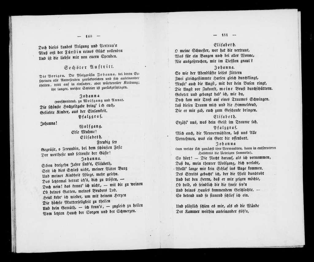 Ahnen und Enkel. Libretto. Libretto. German
