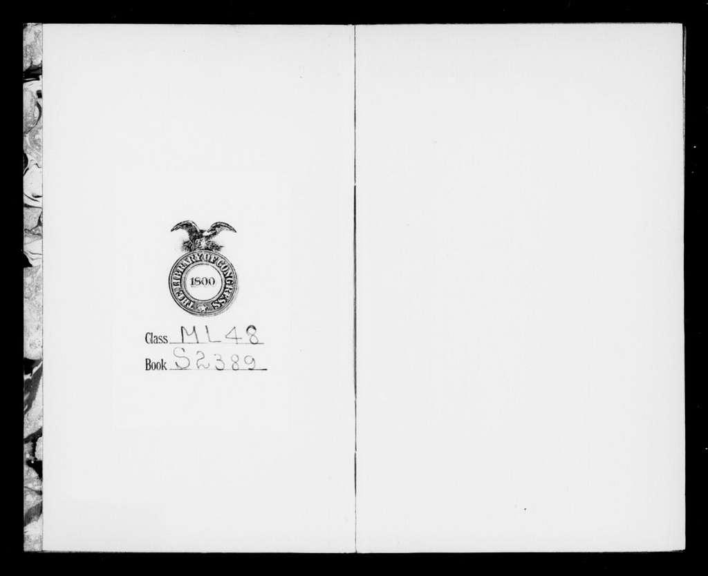 Adolphe et Clara. Libretto. Libretto. English & German