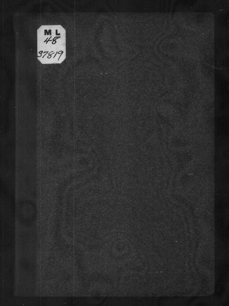 Tancredi. Libretto. Italian