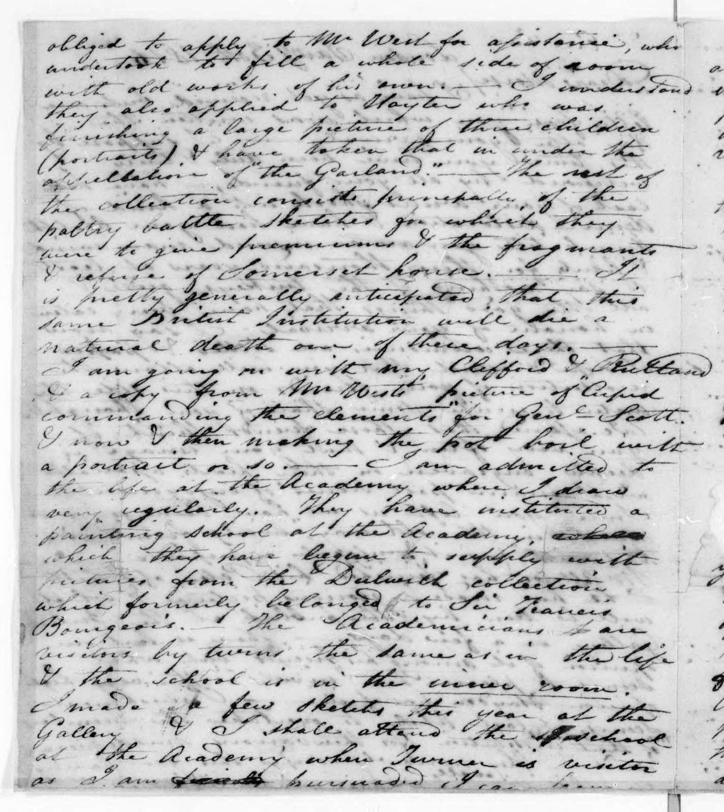 Bound volume---30 January 1816-28 December 1818
