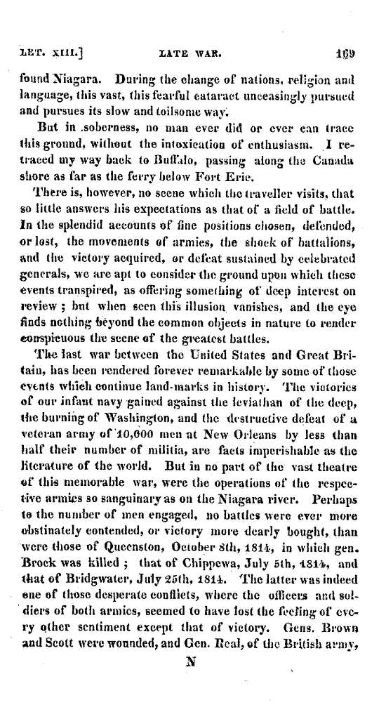 A tour from the city of New-York, to Detroit, in the Michigan territory, made between the 2d of May and the 22d of September, 1818 ... The tour is accompanied with a map upon which the route will be designated; a particular map of the falls and river of Niagara, and the environs of the city of Detroit