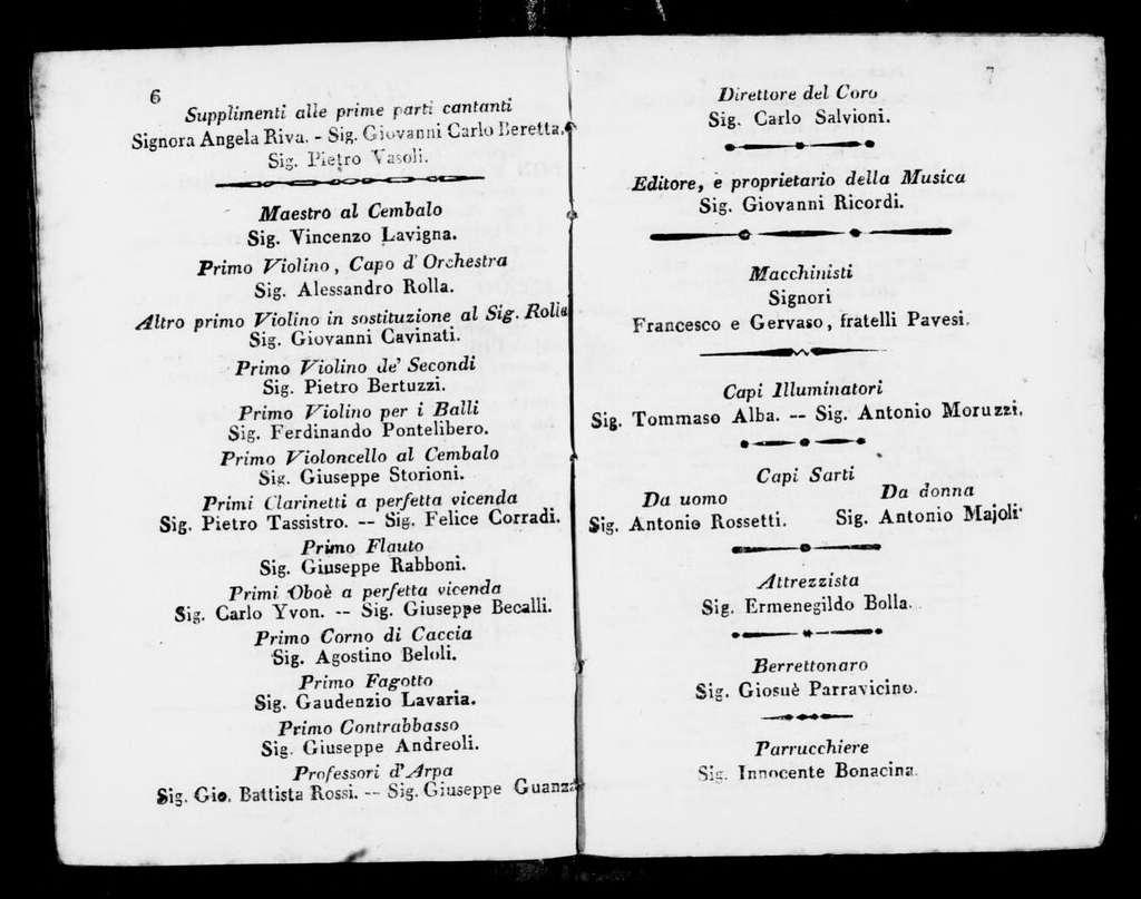 Sciocca per astuzia. Libretto. Italian