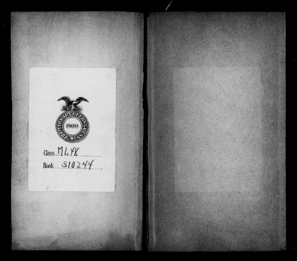 Kirmes. Libretto. German