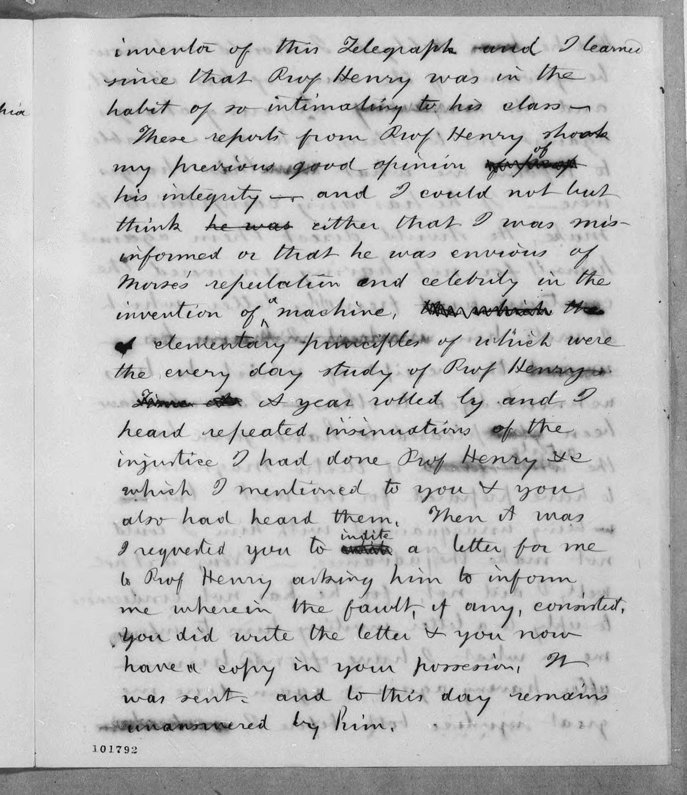 Bound volume---24 May 1850-20 January 1851