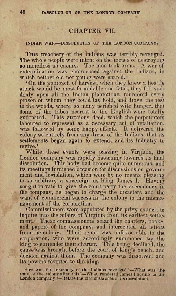 History of the United States; for the use of common schools