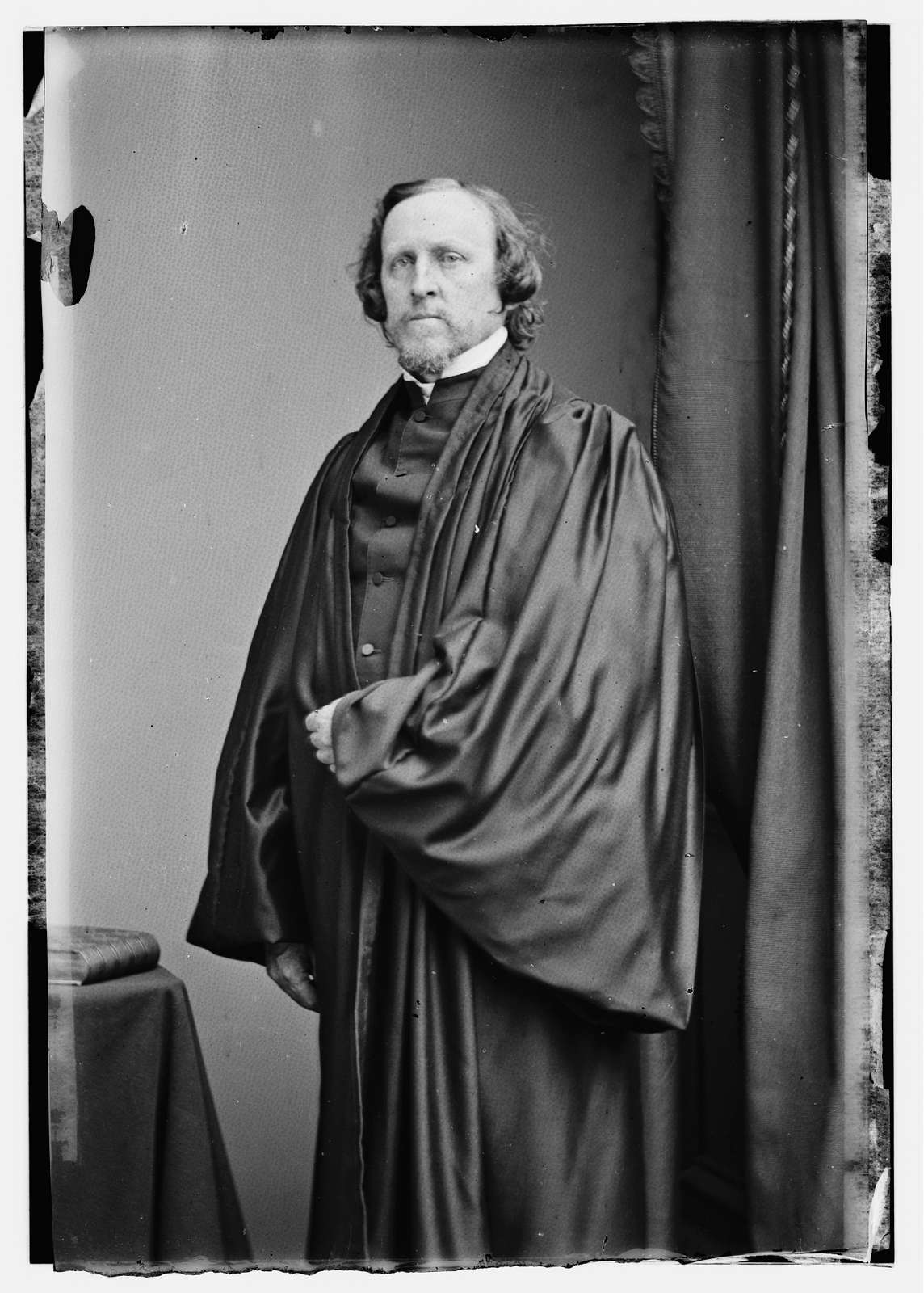 Rev. Gillette