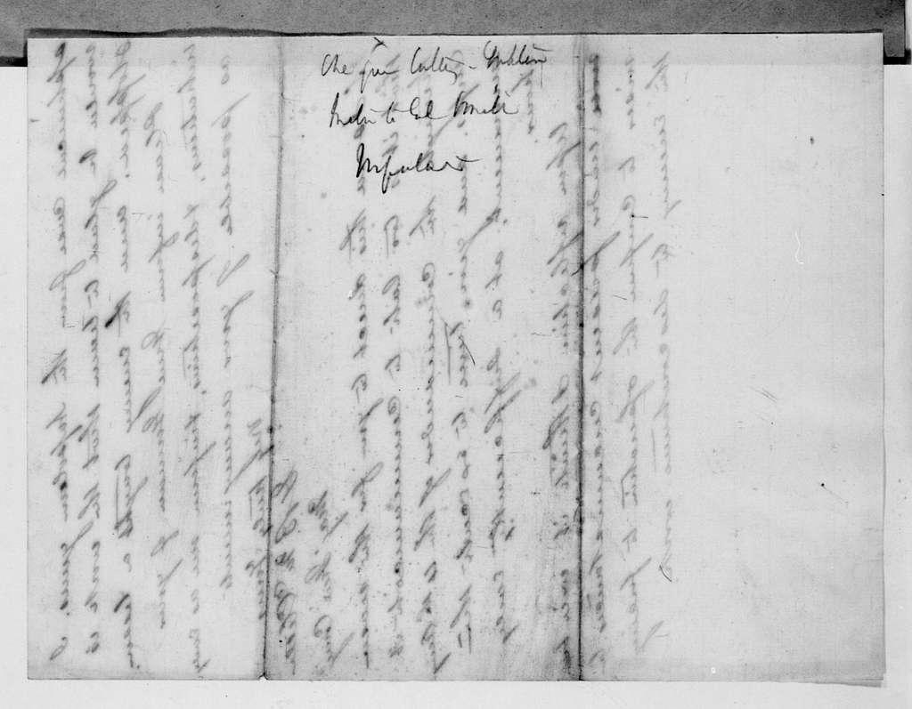 George Brinton McClellan Papers: Correspondence I, 1783-1888; 1862; Apr. 9-16