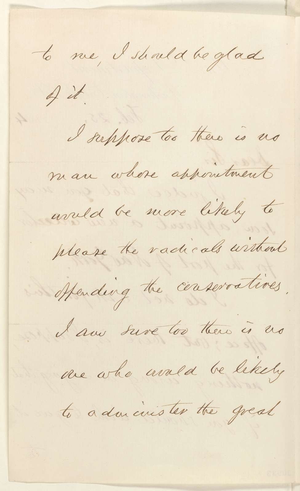 Abraham Lincoln papers: Series 1. General Correspondence. 1833-1916: Charles A. Dana to Abraham Lincoln, Thursday, February 25, 1864 (New York customs house)