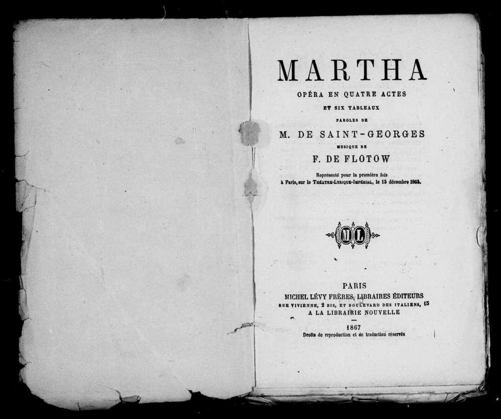 Martha. French