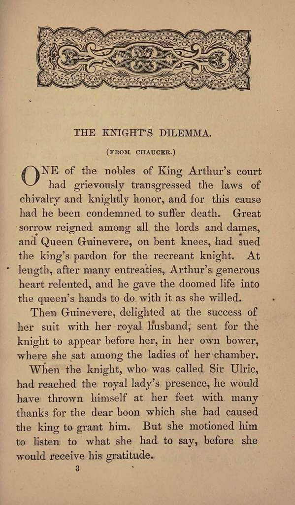 Stories from old English poetry