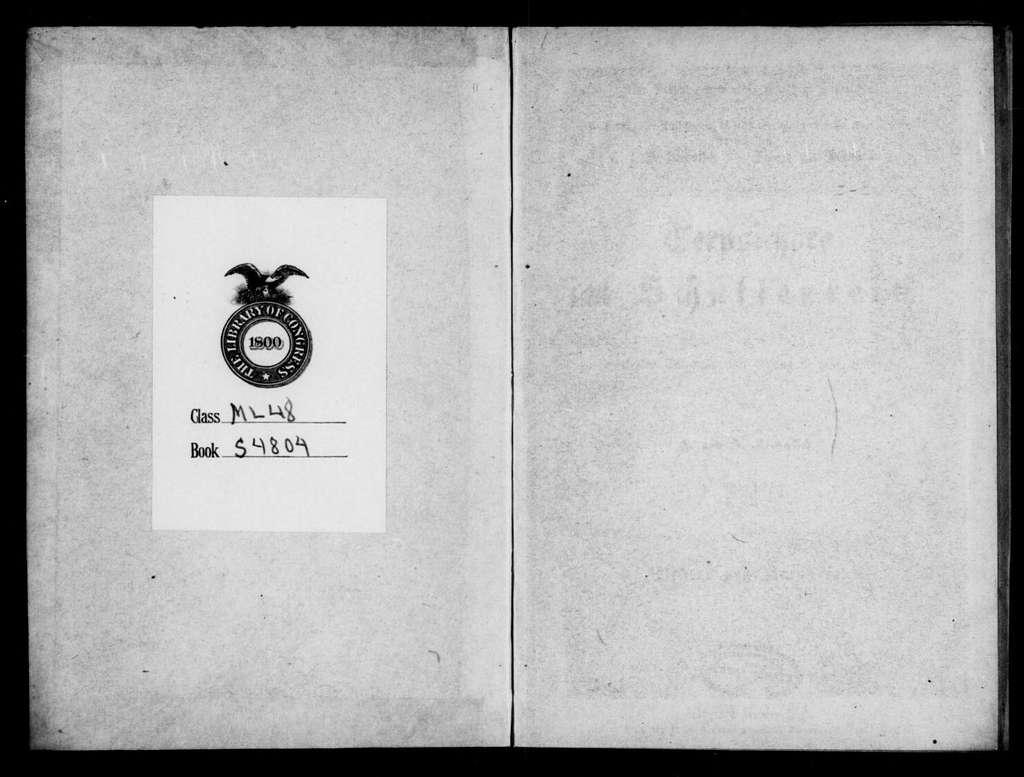 Terpsichore im Schattenreich burleskes Tanzpoëm mit Gesang in zwei Bildern