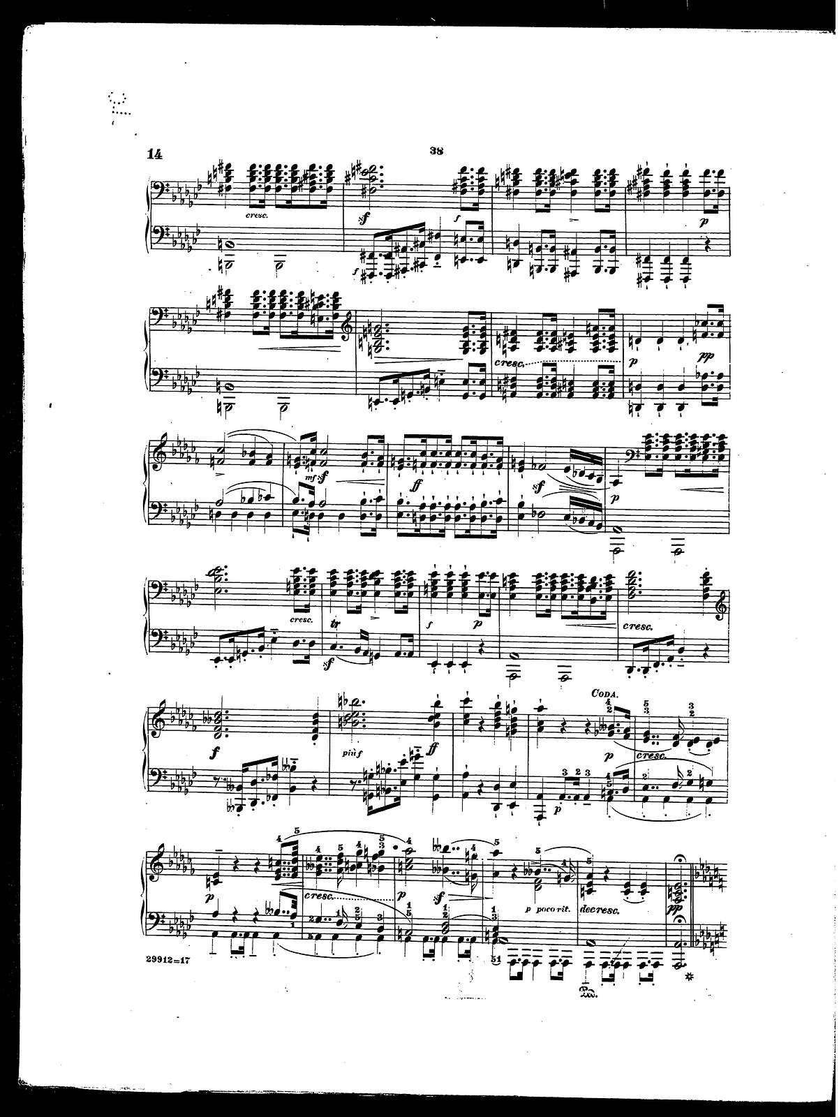 Beethoven's Sonatas, op. 26