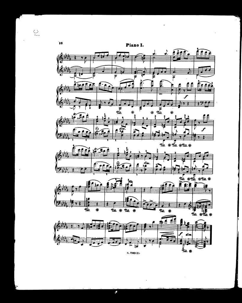 20 Etudes celebres, Liv. II deux pianos