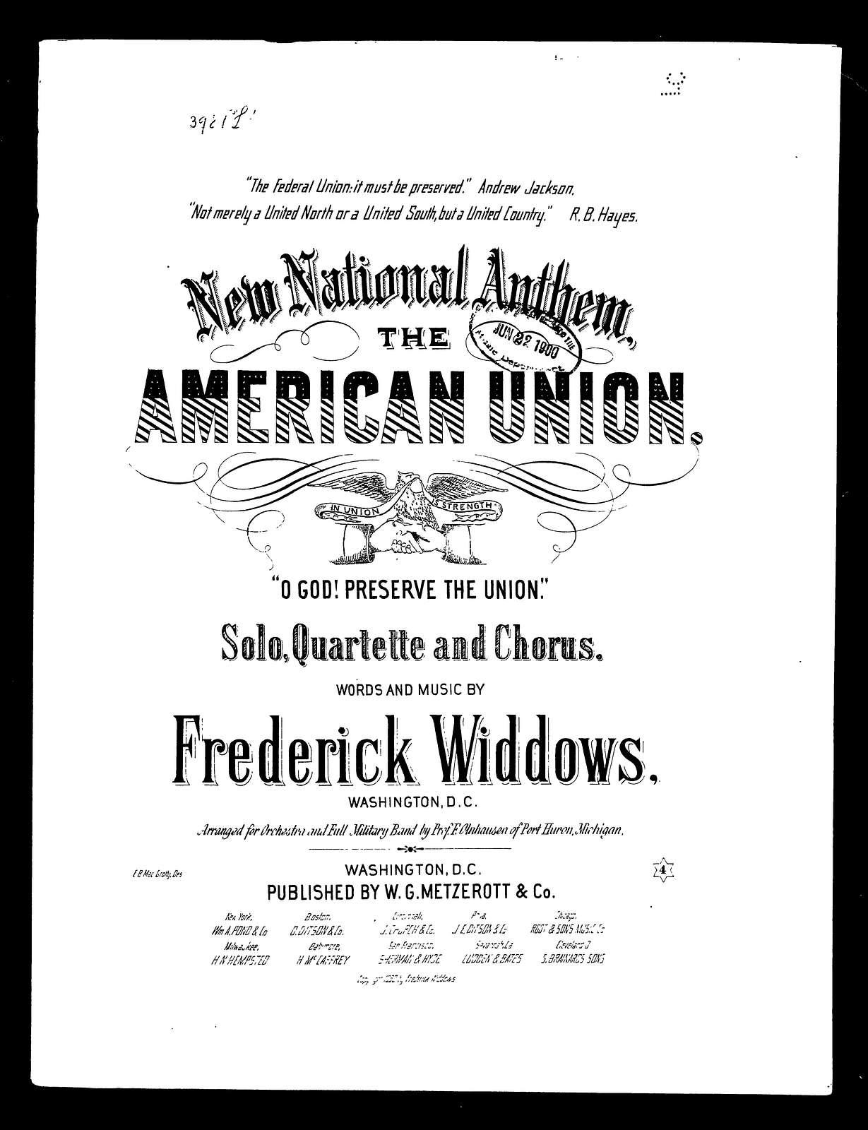American union! The