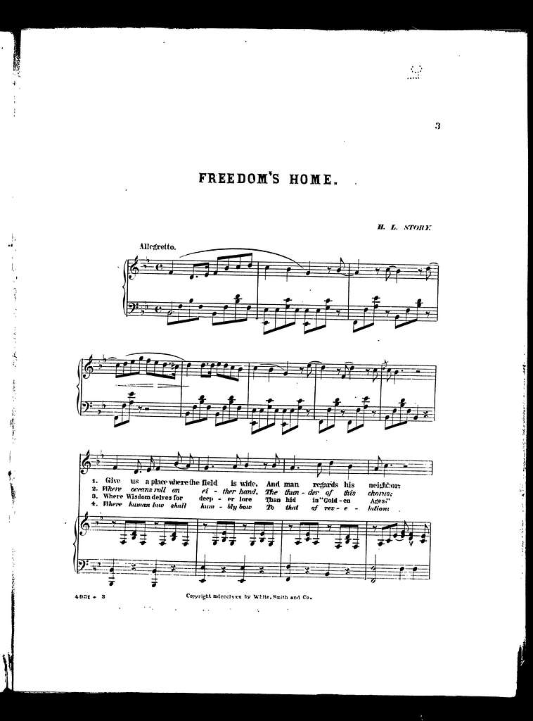 Freedom's home