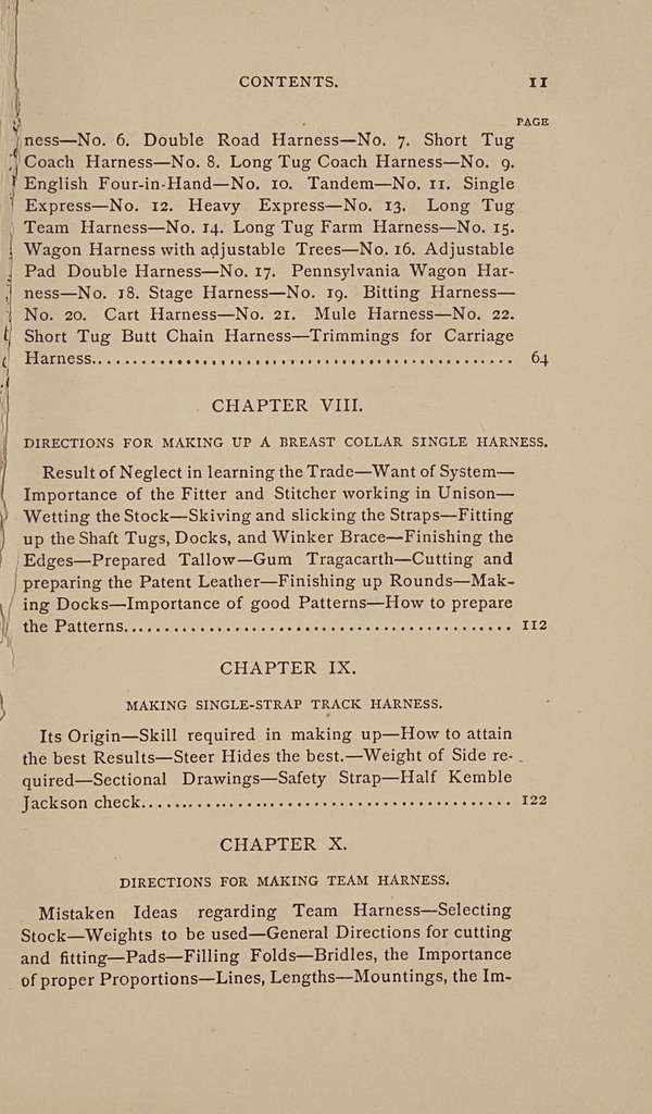 The harness makers' illustrated manual