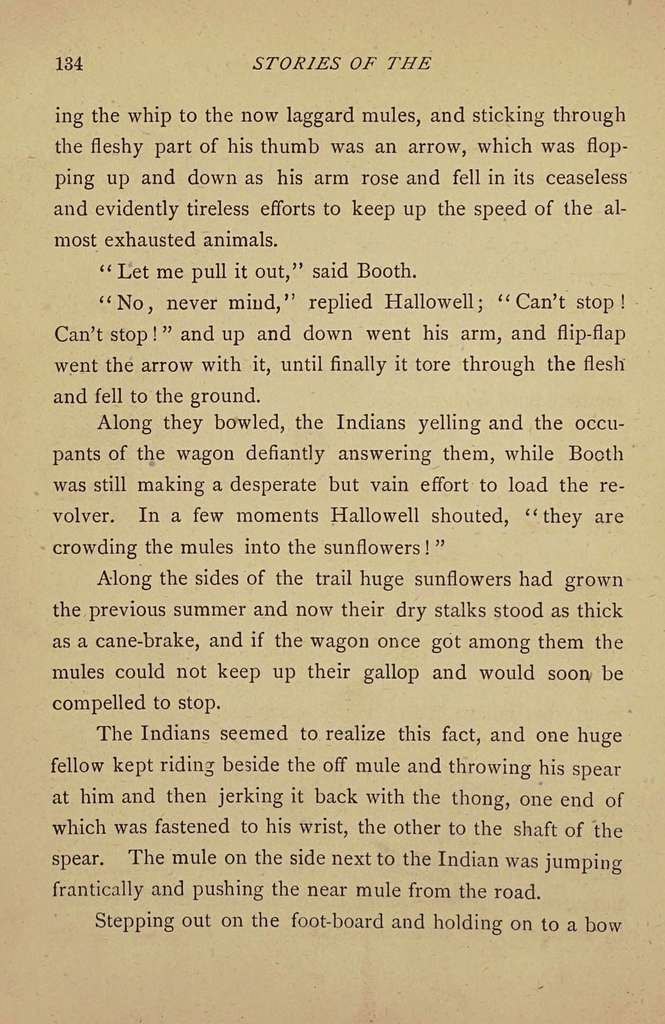 Stories of the Old Santa Fe Trail