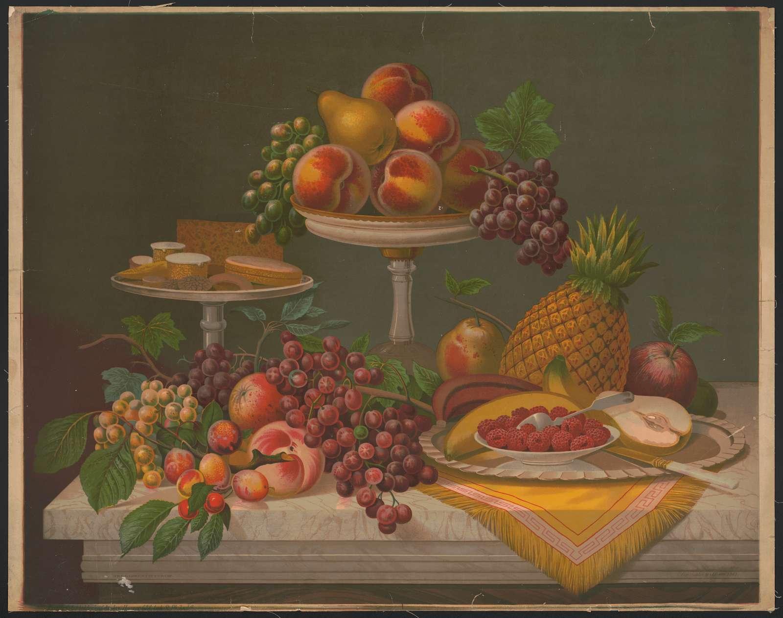 The garden city fruit