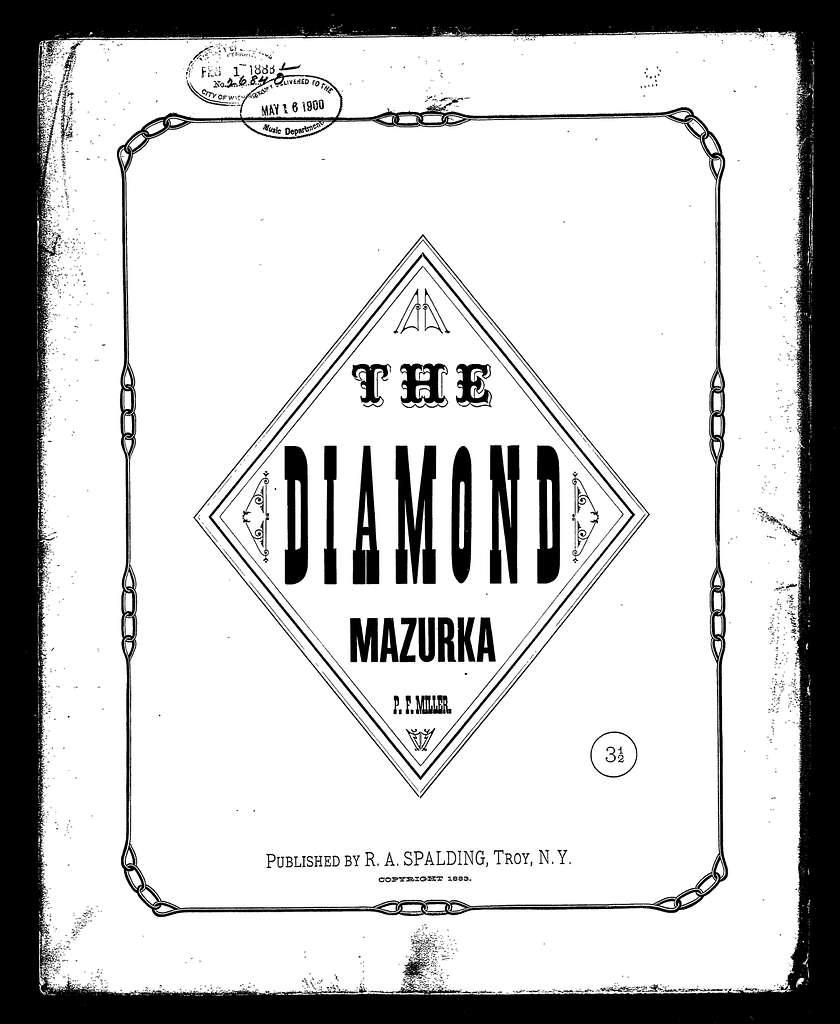Diamond mazurka