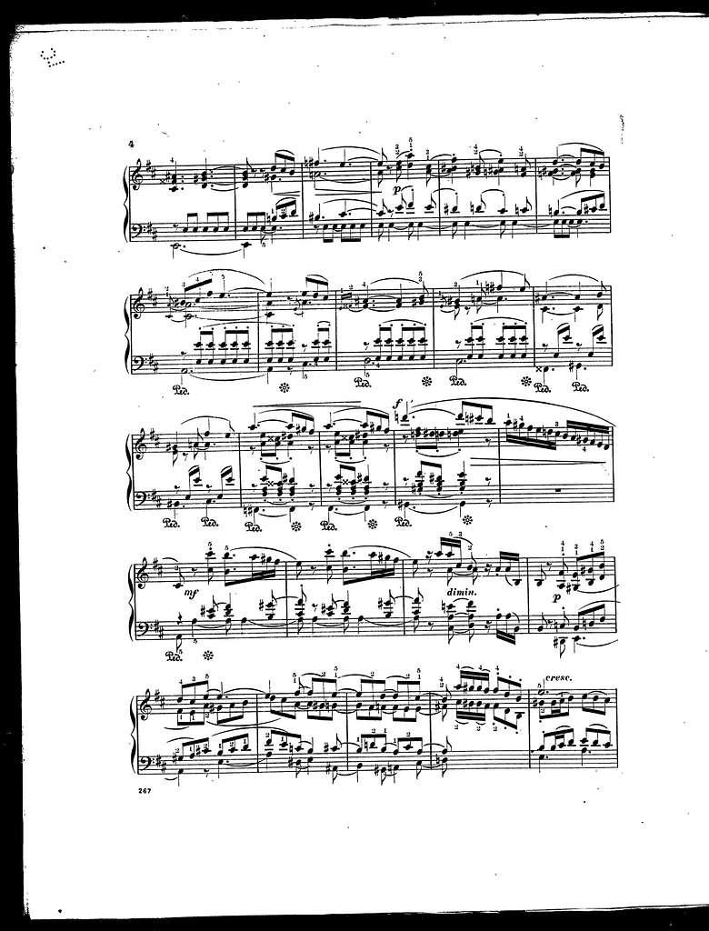 Rosenlied - Song of roses