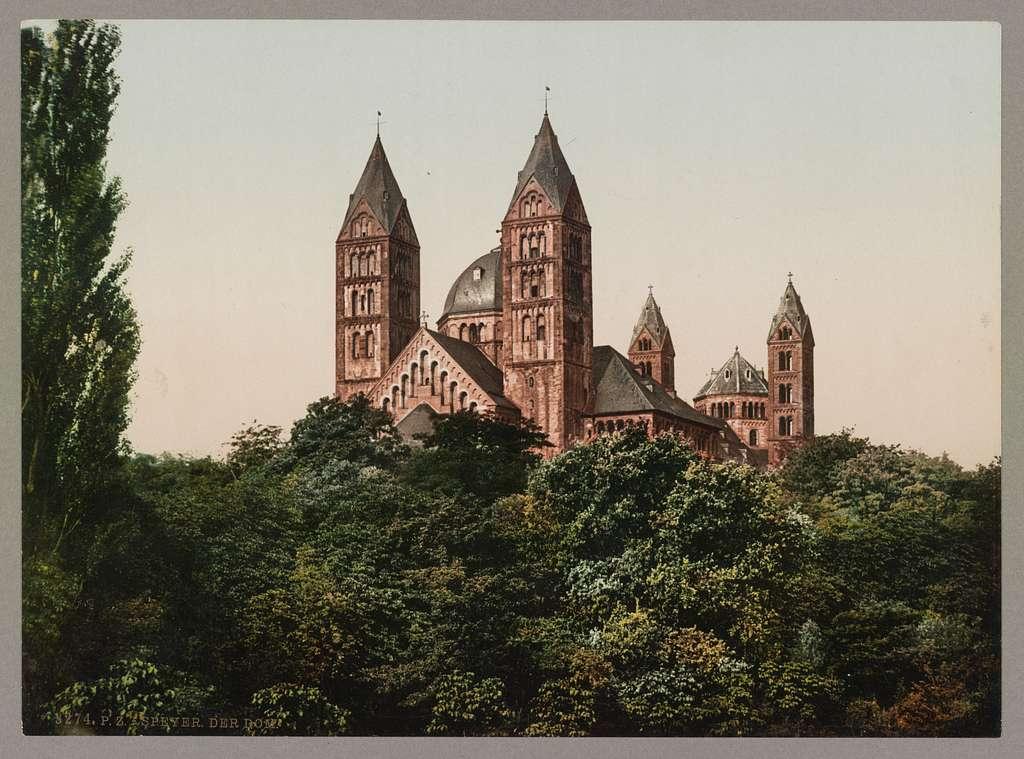 Speyer. Der Dom