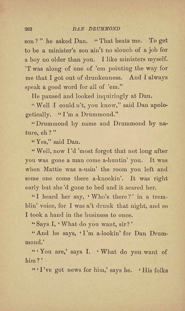 Dan Drummond of the Drummonds