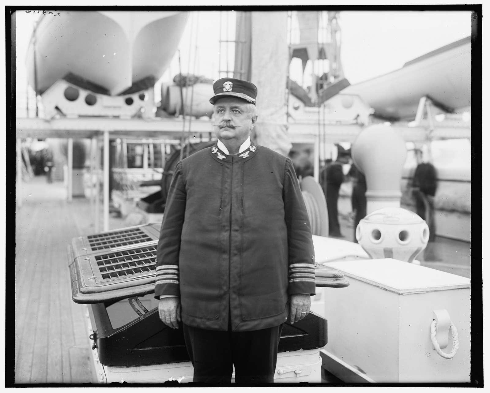 U.S.S. Chicago, Capt. Rockwell