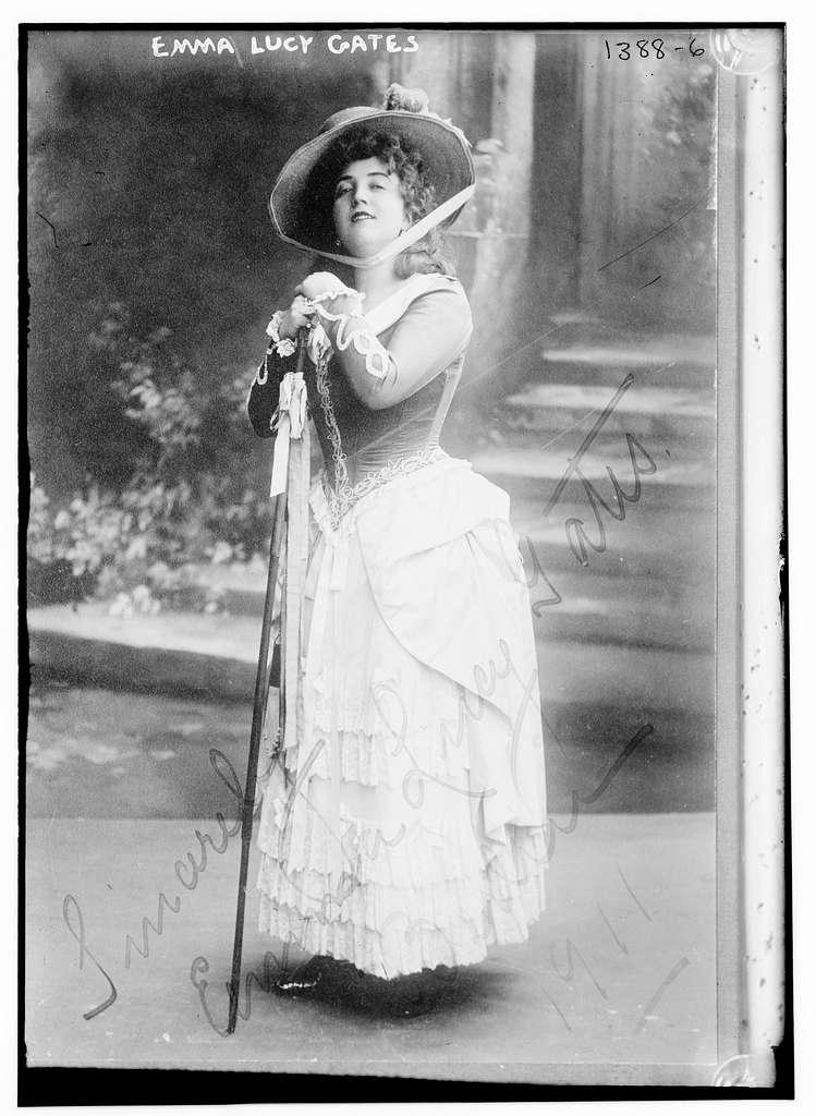 Emma Lucy Gates