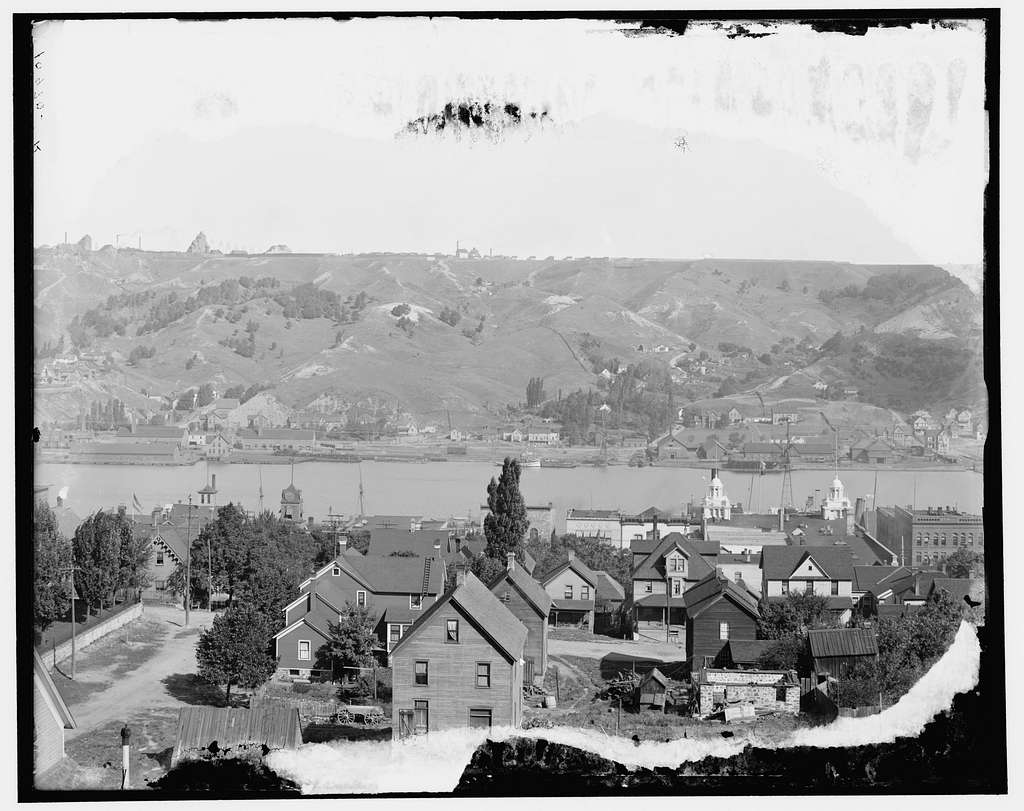 Quincy Hill and Hancock, Mich.