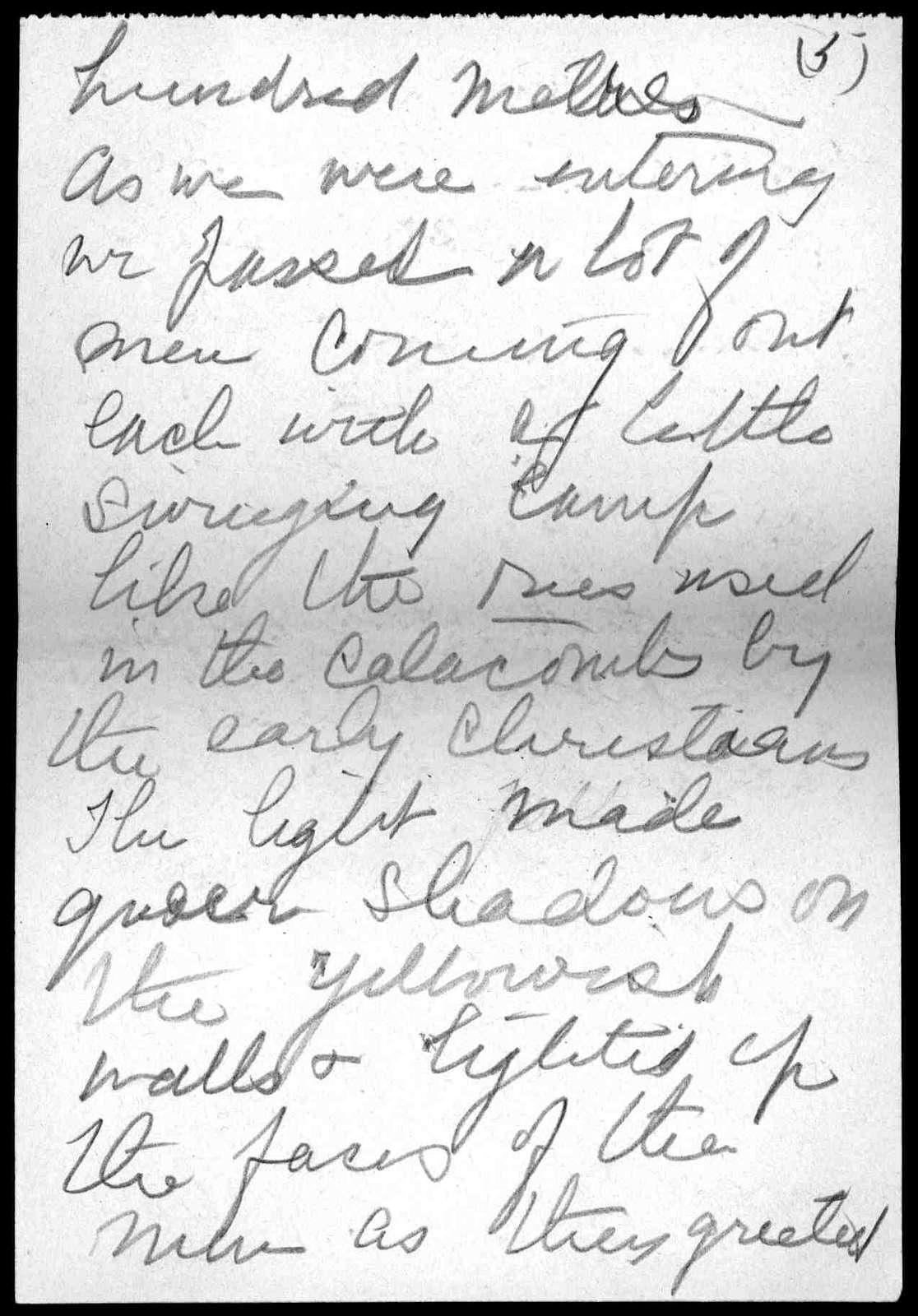 Letter from Marian Bell Fairchild to Alexander Graham Bell, April 23, 1901