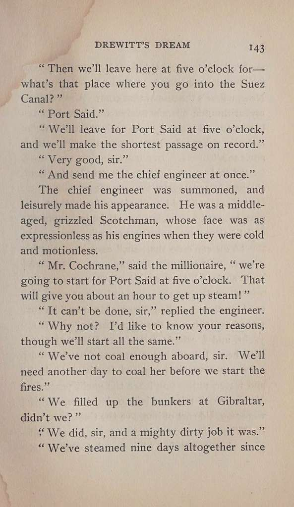 Drewitt's dream : a story