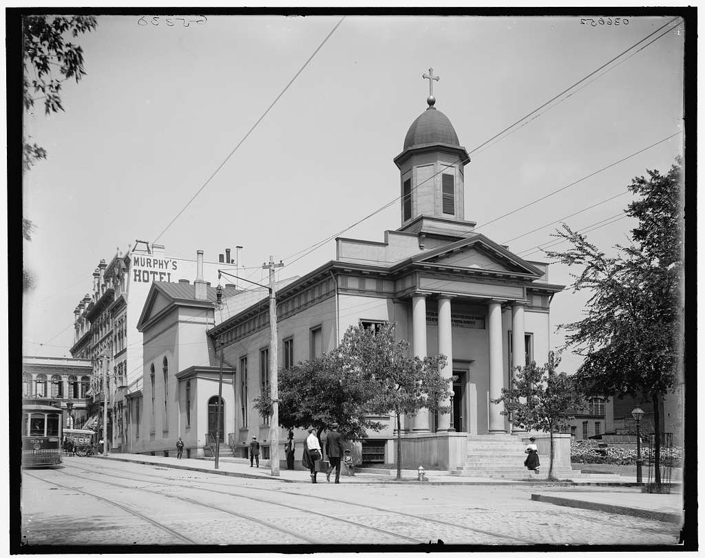 St. Peter's Cathedral, Richmond, Va.