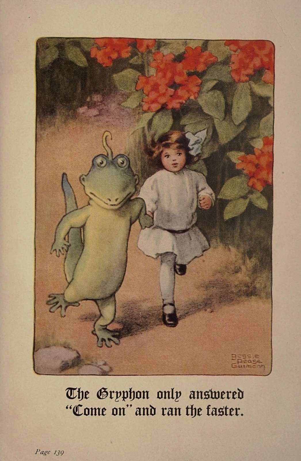 Alice's adventures in Wonderland,